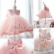 Flower Girl Dress Wedding Pageant Formal Performance Dress Baby Party Ball Gown