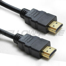 1.5-25FT HDMI 1.4 3D Cable High Speed + Ethernet PS4 bluray 1080p DVD HDTV xBox