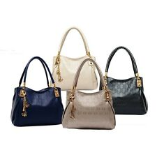 Handbag Embossed Tote Bags Ladies Purse Shoulder Bag Satchel PU Leather QT