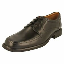 Mens Clarks Formal Lace-Up Shoes, The Style Hold Spring -w
