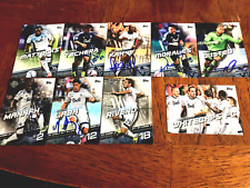 Vancouver Whitecaps 2016 TOPPS MLS TEAM SET all cards from Current Roster