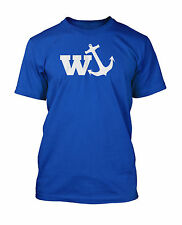 W-Anchor Rude Offensive Funny T-Shirt in 10 Colours (S to 3XL)