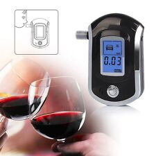 ALC Smart Breath Alcohol Tester Digital LCD Breathalyzer Analyzer AT6000 AU
