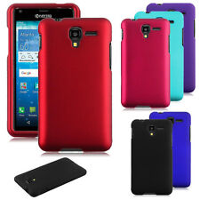 For Kyocera Hydro View/C6742 Multicolor Phone Cover Case Hard Plastic Snap On