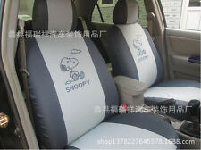 FREE SHIPPING 10PCs cartoon Snoopy UNIVERSAL Car Seat Covers Car Accessories