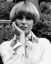 Joanna Lumley B&W Poster or Photo Print the New Avengers