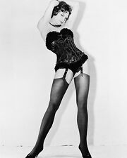 Juliet Prowse Sexy Leggy Pin Up B&W Poster or Photo Print
