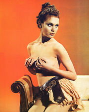 Madeline Smith Naked Topless Sexy Poster or Photo
