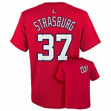 Stephen Strasburg Washington Nationals Youth Jersey T-Shirt - New With Tags!