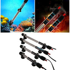 50W 100W 200W 300W Mini Aquarium Heater Adjustable Submersible Fish Tank Water