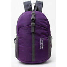 Foldable Backpack Packable Durable Daypack Camping Hiking Travel Bag Lightweight