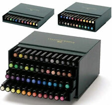 Faber-Castell Pitt Professional Artist Brush Pens Set 12, 24, 48, 60 Colors Pack
