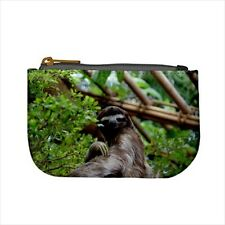 Sloth Mini Coin Purse & Shoulder Clutch Handbag