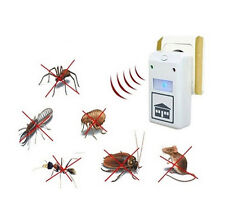 Electronic Pest Control Ultrasonic Rat Anti-Mosquito Bug Insect Repellent Rodent