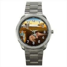 Persistence of Memory Salvador Dali Stainless Steel Watches