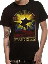OFFICIAL LICENSED - FOO FIGHTERS - HORSE T SHIRT ROCK METAL GROHL