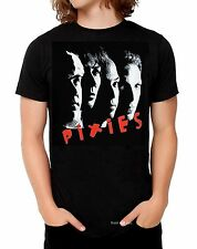 The Pixies T-Shirt Band Photo indie punk rock Official 2XL 3XL 4XL NWT