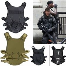 New Airsoft Tactical Chest TF3 Vest CS TMC Military Forces Swat Police Hunting