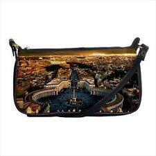 Vatican City Mini Coin Purse & Shoulder Clutch Handbag