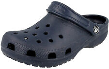 "CROCS UNISEX CLASSIC LE ""FIRST EDITION CLASSIC"" SLIP ON WITH 1 NAVY COLOUR SHOES"