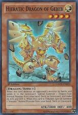 1x Hieratic Dragon of Gebeb - GAOV-EN019 - Super Rare - Unlimited Edition Near M