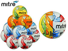 *BRAND NEW* 10 x MITRE IMPEL TRAINING BALL SIZE 3,4,5-RED-BLUE-ORANGE-YELLOW