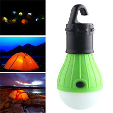 Outdoor Portable Hanging 3LED Camping Tent Light Bulb Fishing Lamp Torch Lantern