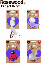 Rosewood Jolly Moggy Assorted Toys Cat Kitten Toy Catnip Cat-nip