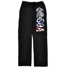 Sons of Anarchy Pajama PJ Lounge Pants Sweatpant SOA SAMCRO