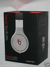 Beats By Dr Dre PRO WIRED Over Ear Headphones 2012-13 DETOX!