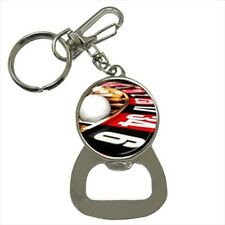 Roulette Gambling Casino Bottle Opener Keychain and Beer Drink Coaster Set