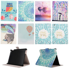 UK New Present Leather Flip Stand Case Cover Stand Shell For Apple iPad Mini 4