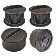 4x H12 Circular Filters fits Bissell CleanView Vacuum Cleaners 203-2587 203-7913