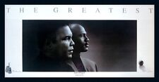 MUHAMMAD ALI & MICHAEL JORDAN 'THE GREATEST' Signed Print Only or Framed