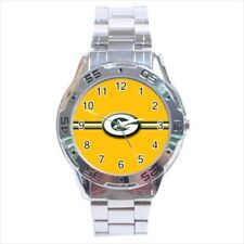 Green Bay Packers Stainless Steel Watches - NFL Football