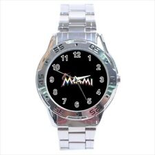 Miami Marlins Stainless Steel Watches - MLB Baseball