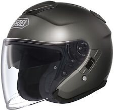 Shoei J Cruise Open Face Helmet Anthracite Free Size Exchanges