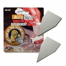 AccuSharp 3036-2024 Knife Sharpener Replacement Blades Pack of Two Model 003