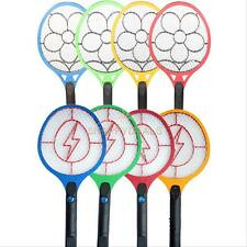 Indoor Electric Insect Pest Bug Fly Bee Mosquito Zapper Swatter Killer Racket #5