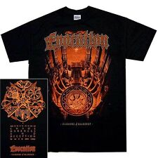 Evocation Illusions Shirt XXL Death Metal T-Shirt Official Band Tshirt New