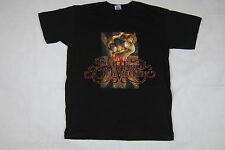 BULLET FOR MY VALENTINE MY FIST YOUR MOUTH HER SCARS UNION JACK T SHIRT NEW
