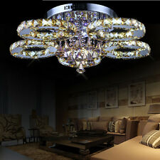 Modern crystal Led Ceiling Light Fixture lighting pendant lamp Chandeliers light