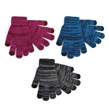Womens Touch Screen Gloves For iPhone, iPad, Samsung Galaxy, Nokia, HTC, LG,Etc.