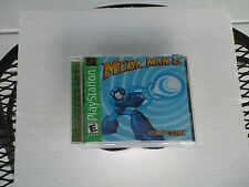 Megaman 8 BRAND NEW factory SEALED! Sony PS1 playstation mega man