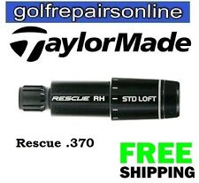 Taylor Made Rescue Adaptor/Sleeve .370 tip for M1, R15, SLDR, RBZ Stage 2 Tour