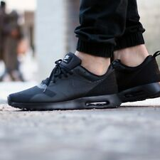 Nike Air Max Tavas New All Black Trainers 100% Authentic