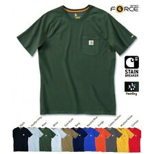 Carhartt T-Shirt Force Cotton NEW Current Collection S M L XL XXL