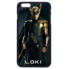 Comics The Avengers Thor LOKI For Apple iPhone iPod & Samsung Galaxy Case Cover