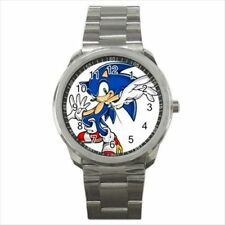 Sonic the Hedgehog Stainless Steel Watches