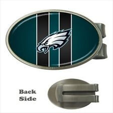 Philadelphia Eagles Chrome Money Clip - NFL Football